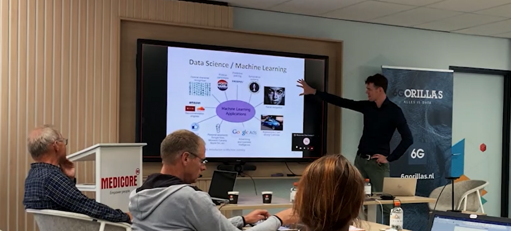 'Data Science in de zorg': hoe begrijp ik mijn data?