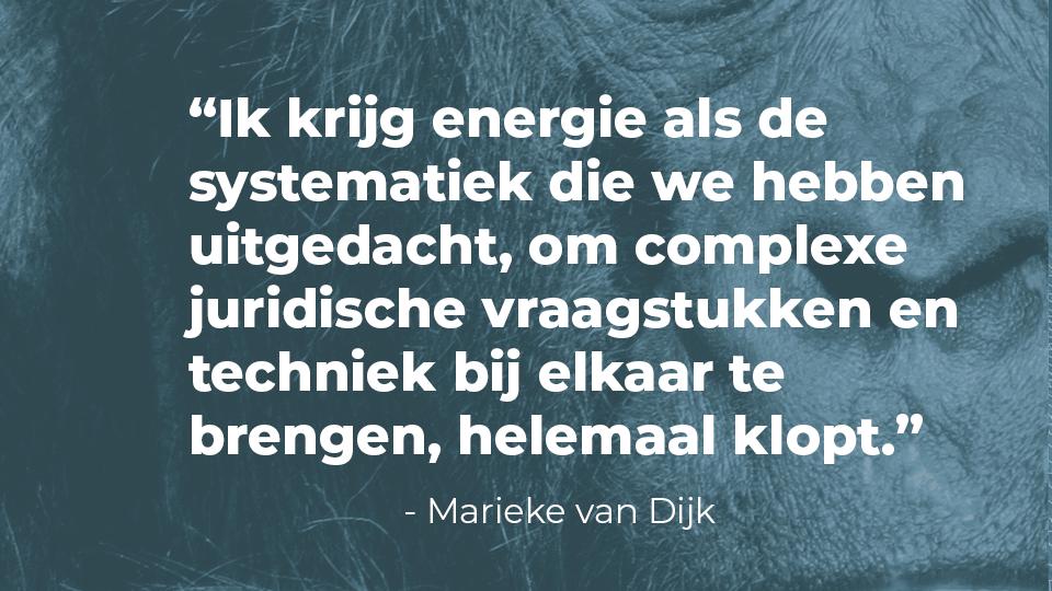 Marieke Quote: samenbrengen van data en privacy