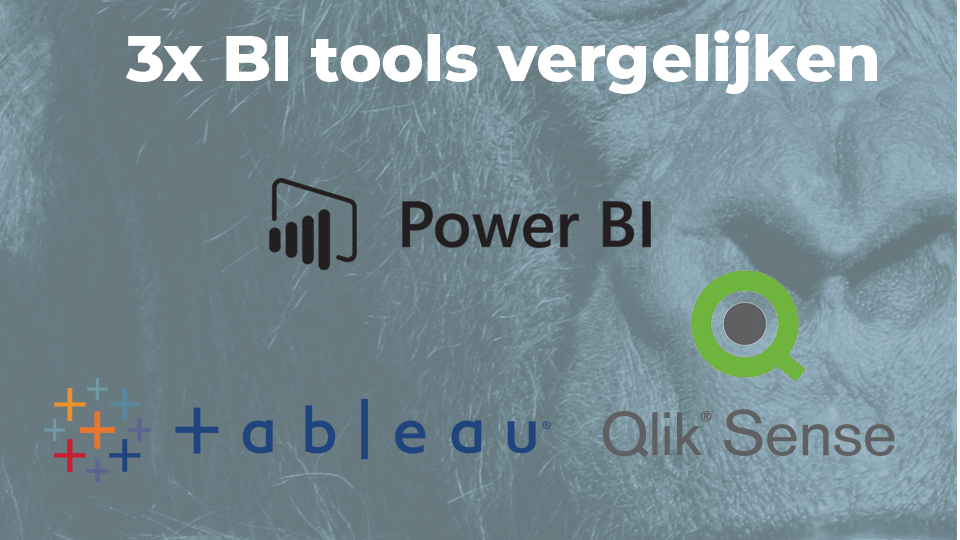 BI tools vergelijken in de zorg