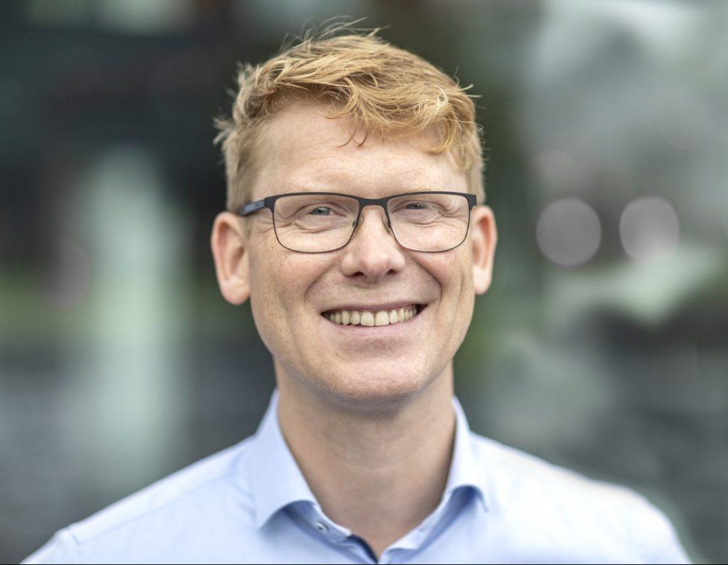 Erik-Jan Davids, Chief Information Security Officer